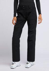 PYUA - RELEASE - Pantaloni da neve - black - 0