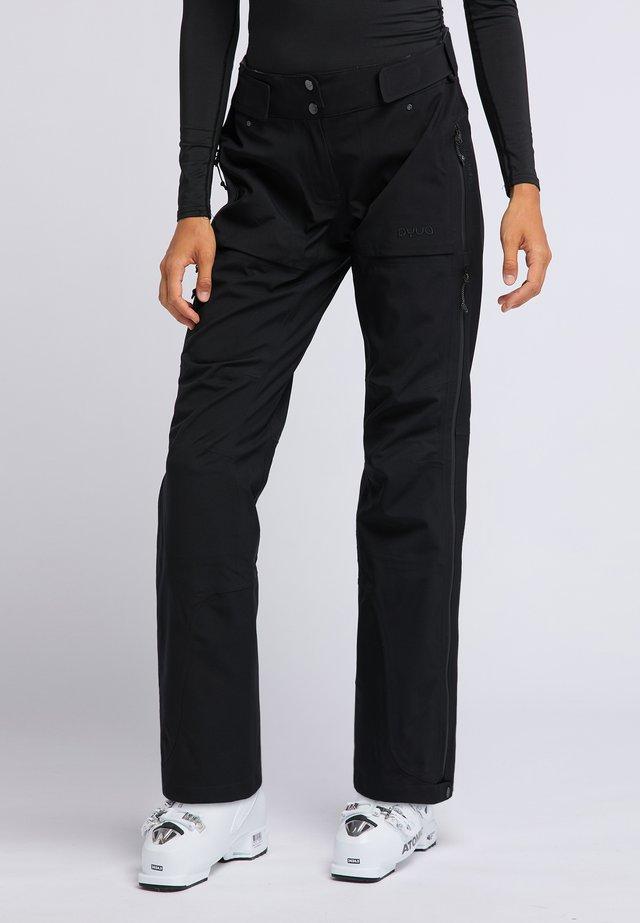 RELEASE - Snow pants - black