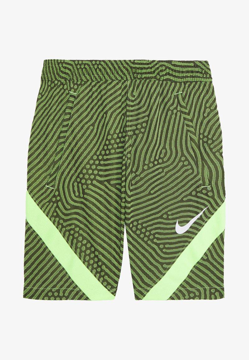 Nike Performance - DRY STRIKE - Sportovní kraťasy - cargo khaki/ghost green/white