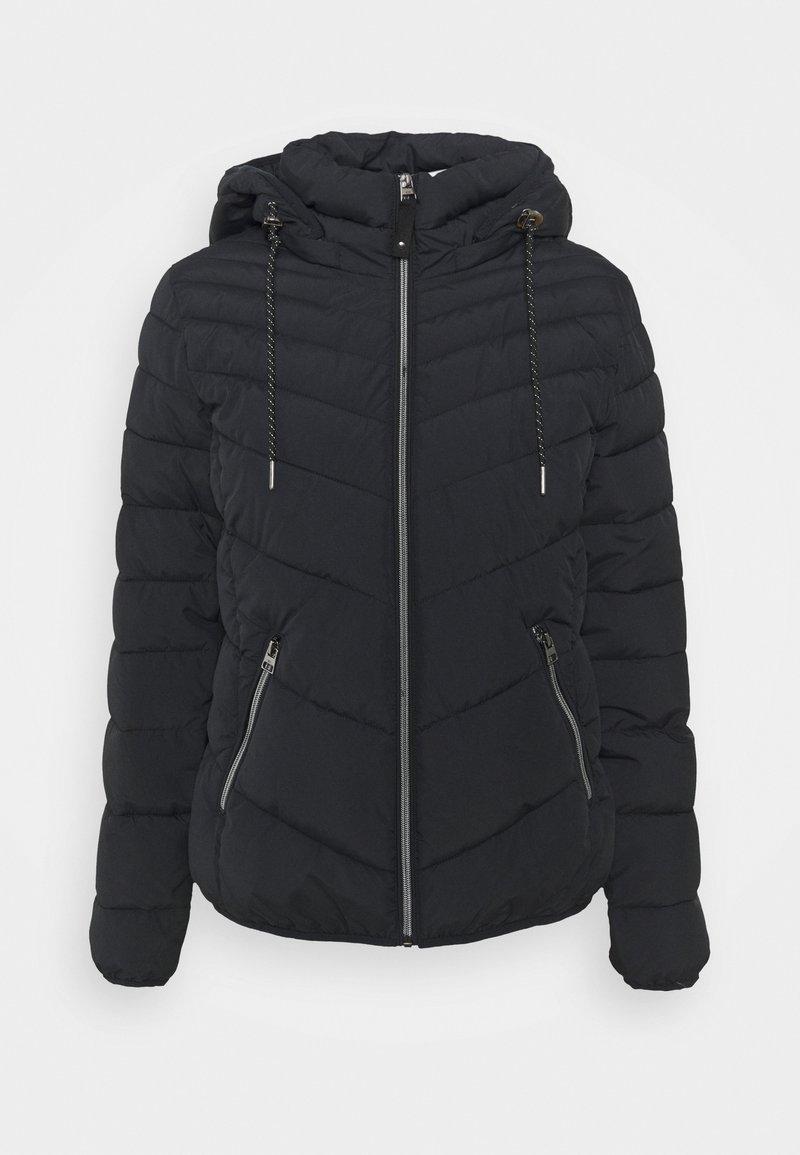 edc by Esprit - Lehká bunda - black