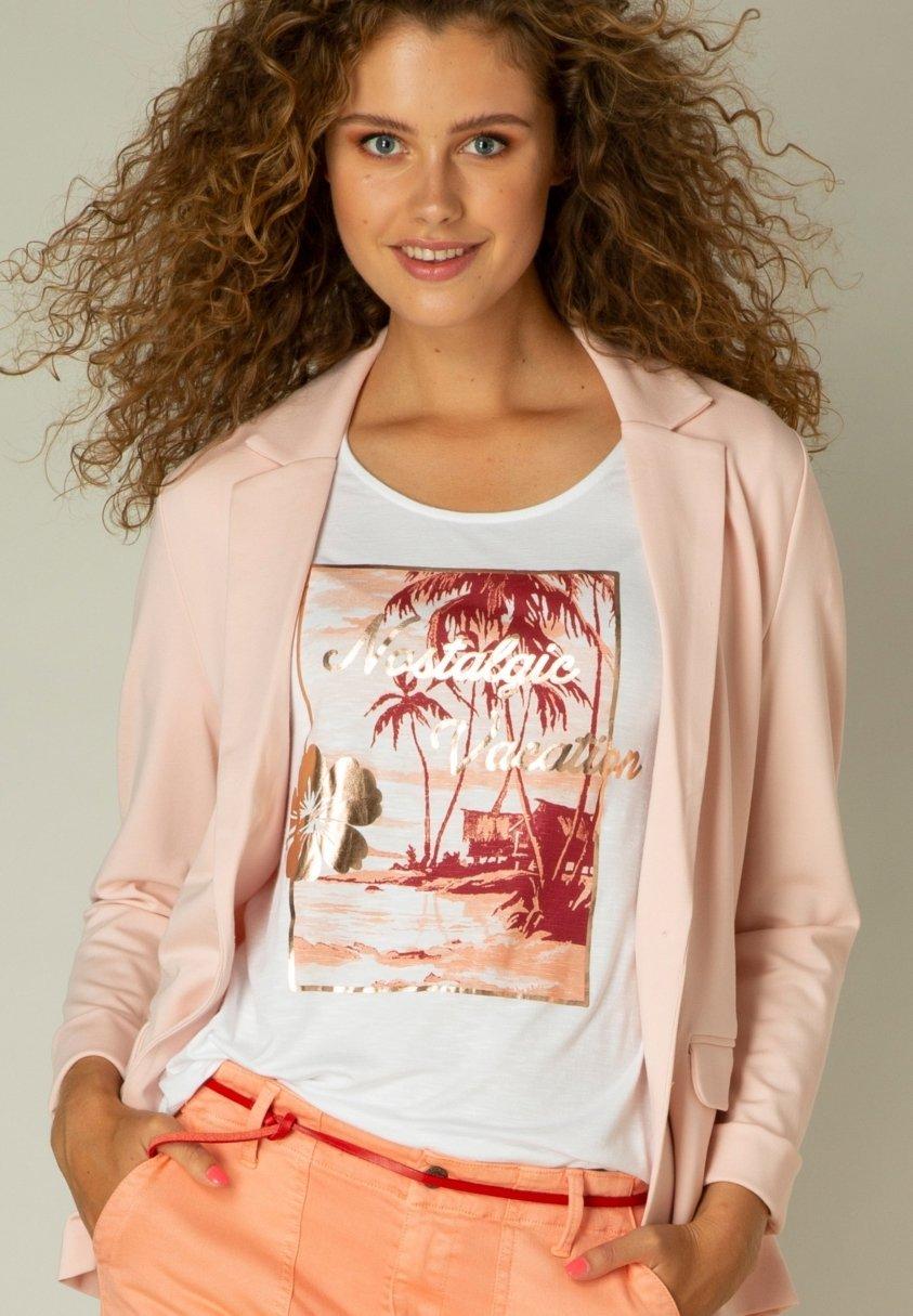 Damen Isaac - T-Shirt print