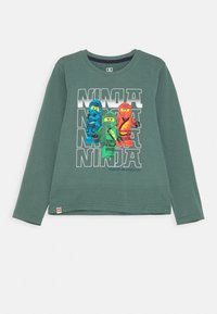 LEGO Wear - Long sleeved top - mat green - 0