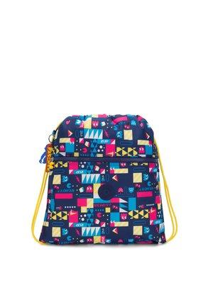 SUPERTABOO - Drawstring sports bag - pacman bts
