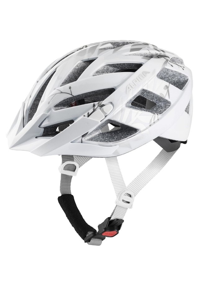 PANOMA - Helmet - white-silver leafs (a9724.x.13)