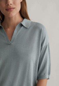 OYSHO - Polo shirt - grey - 4