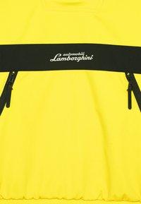 Automobili Lamborghini Kidswear - CONCEPT JACKET - Allvädersjacka - yellow tenerife - 2