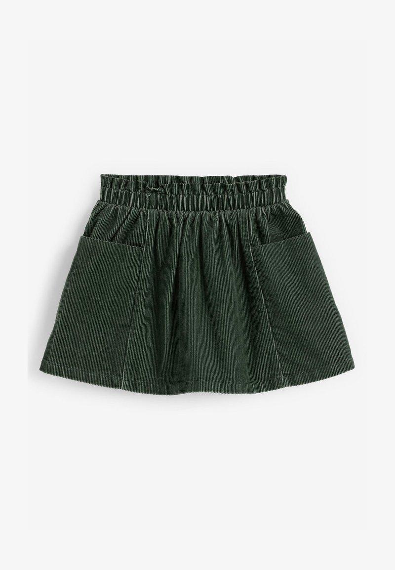 Next - A-lijn rok - green