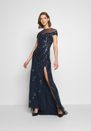 MALIA MAXI - Robe de cocktail - navy