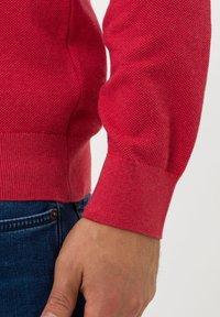 BRAX - Pullover - red - 4