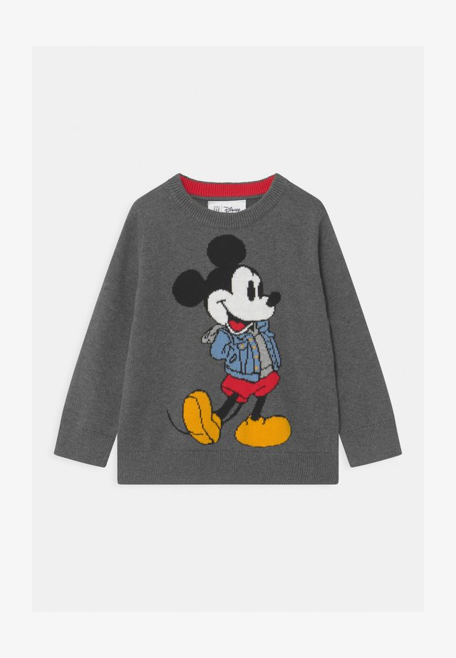 TODDLER BOY CREW - Maglione - heather grey