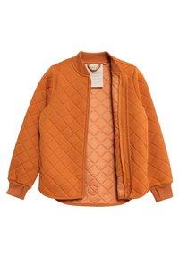 Wheat - LOUI - Winter jacket - terracotta - 3