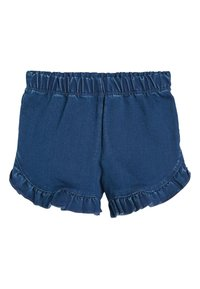 Next - INDIGO DENIM SHORTS (3MTHS-7YRS) - Shorts vaqueros - blue - 0