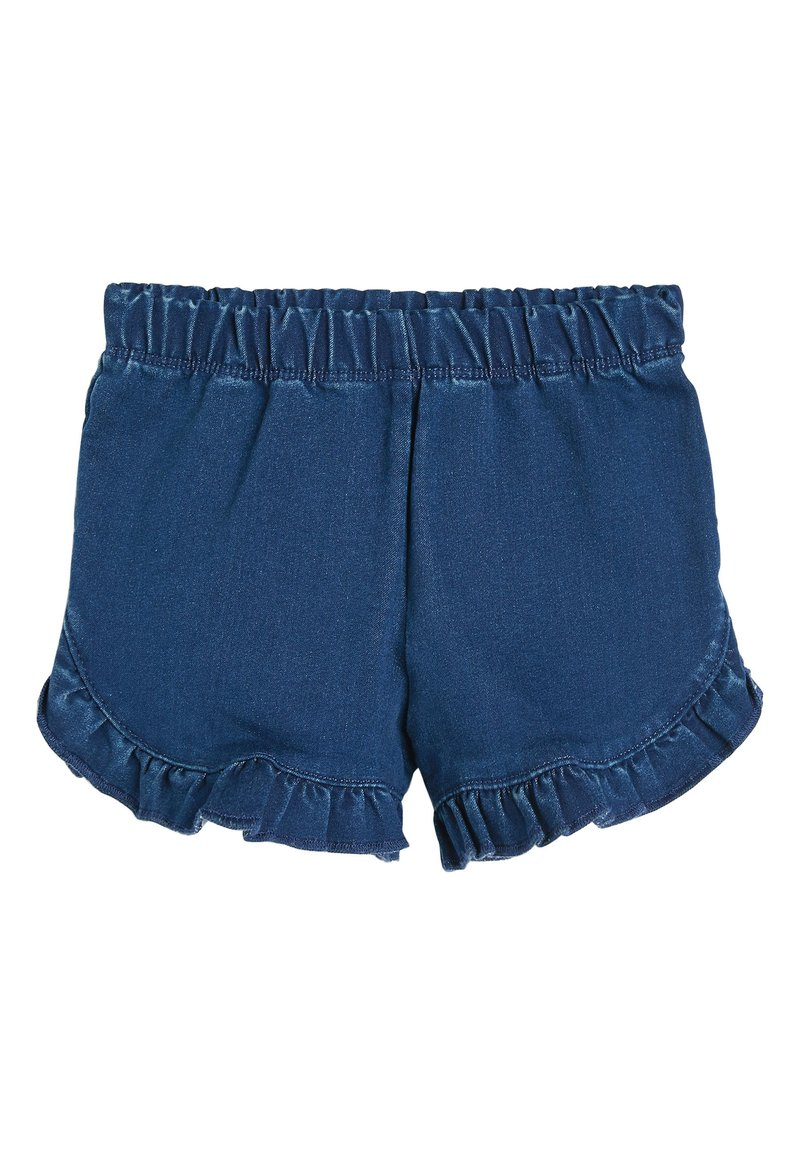 Next - INDIGO DENIM SHORTS (3MTHS-7YRS) - Shorts vaqueros - blue