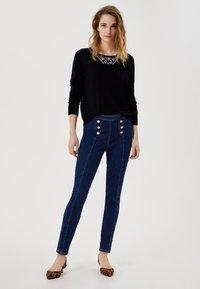 LIU JO - Jeans Skinny Fit - blue denim - 1