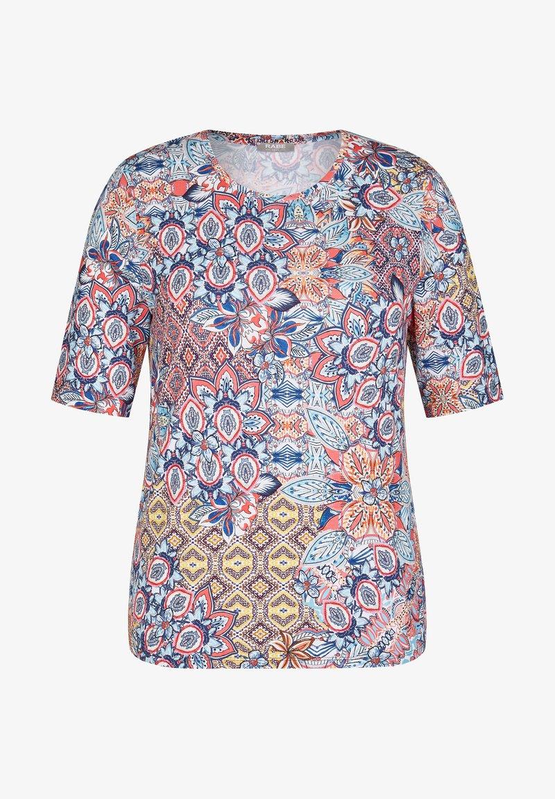 Rabe 1920 - Print T-shirt - mehrfarbig