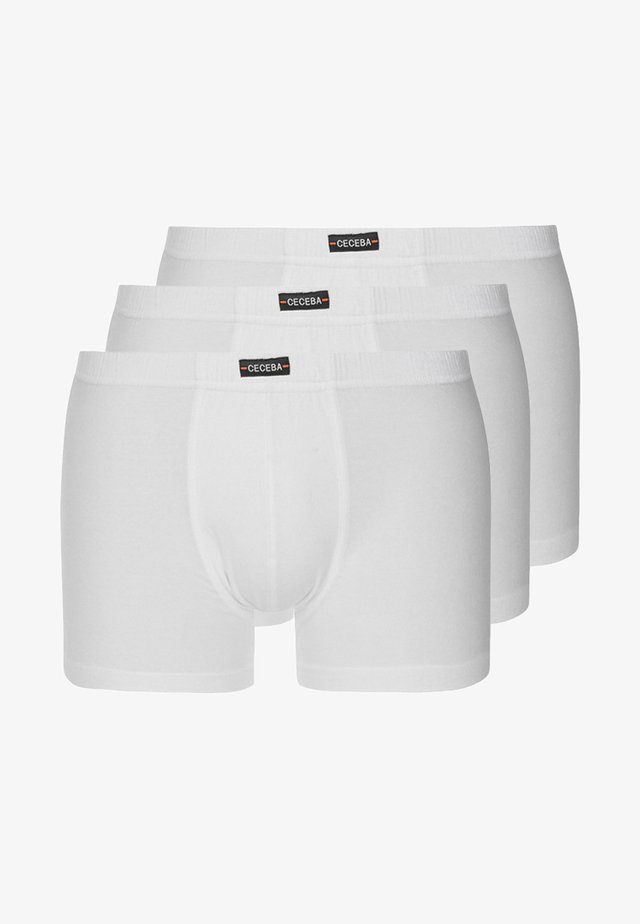 ARCEN 3 PACK - Pants - white