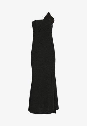 PANEL DETAIL DRESS - Iltapuku - black