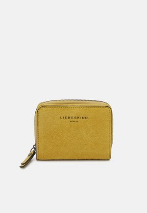 ELLA WALLTE MEDIUM - Wallet - dijon