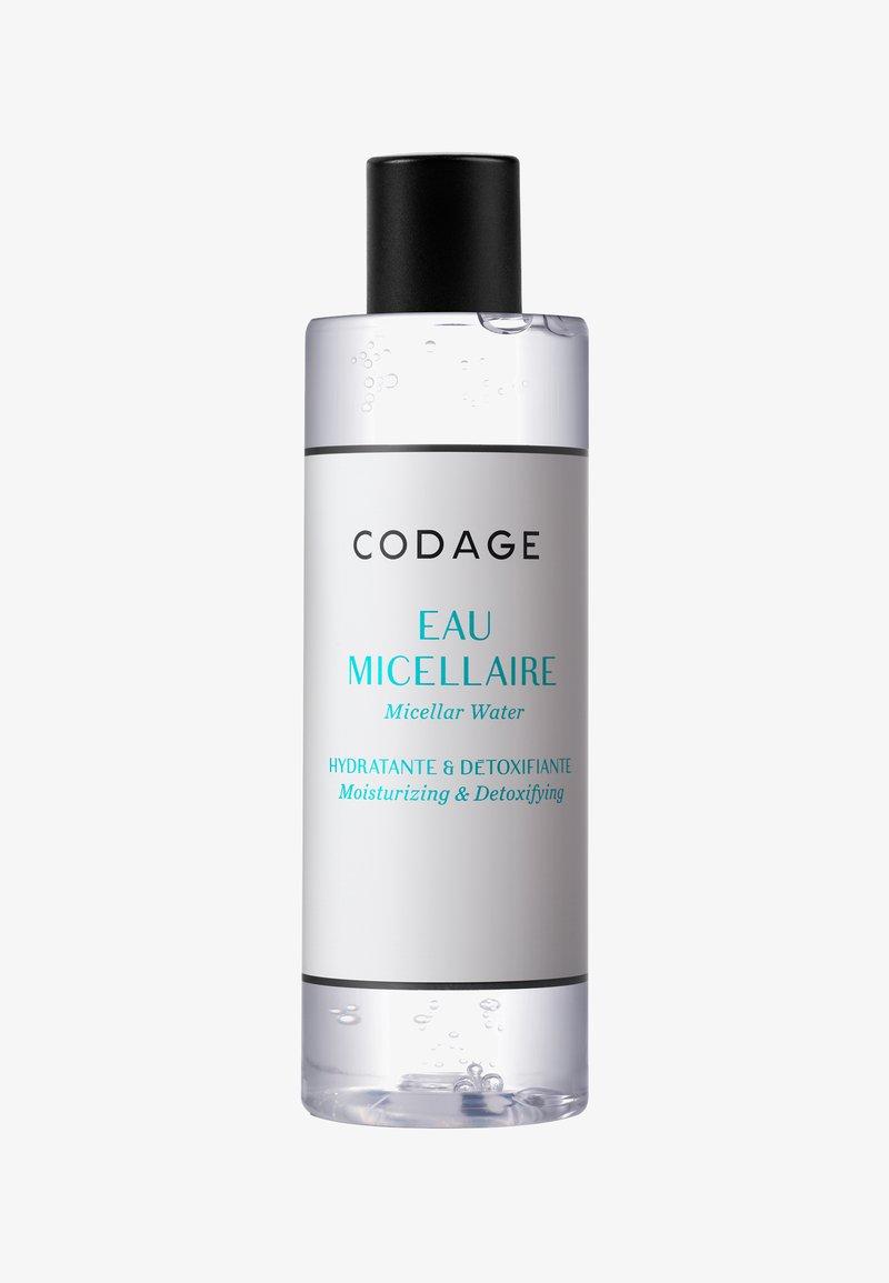 Codage - MICELLAR WATER 200ML - Gesichtsreinigung - neutral