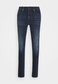 Tommy Jeans - SCANTON SLIM - Slim fit -farkut - dynamic chester blue - 3