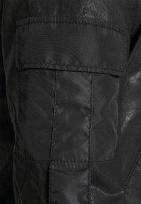 Be Edgy - ROWAN - Leather jacket - black - 5