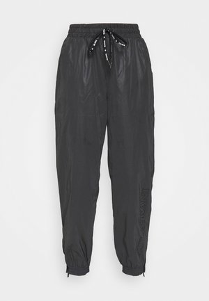 RETRO REFLECTIVE TRACKPANTS  - Teplákové kalhoty - black