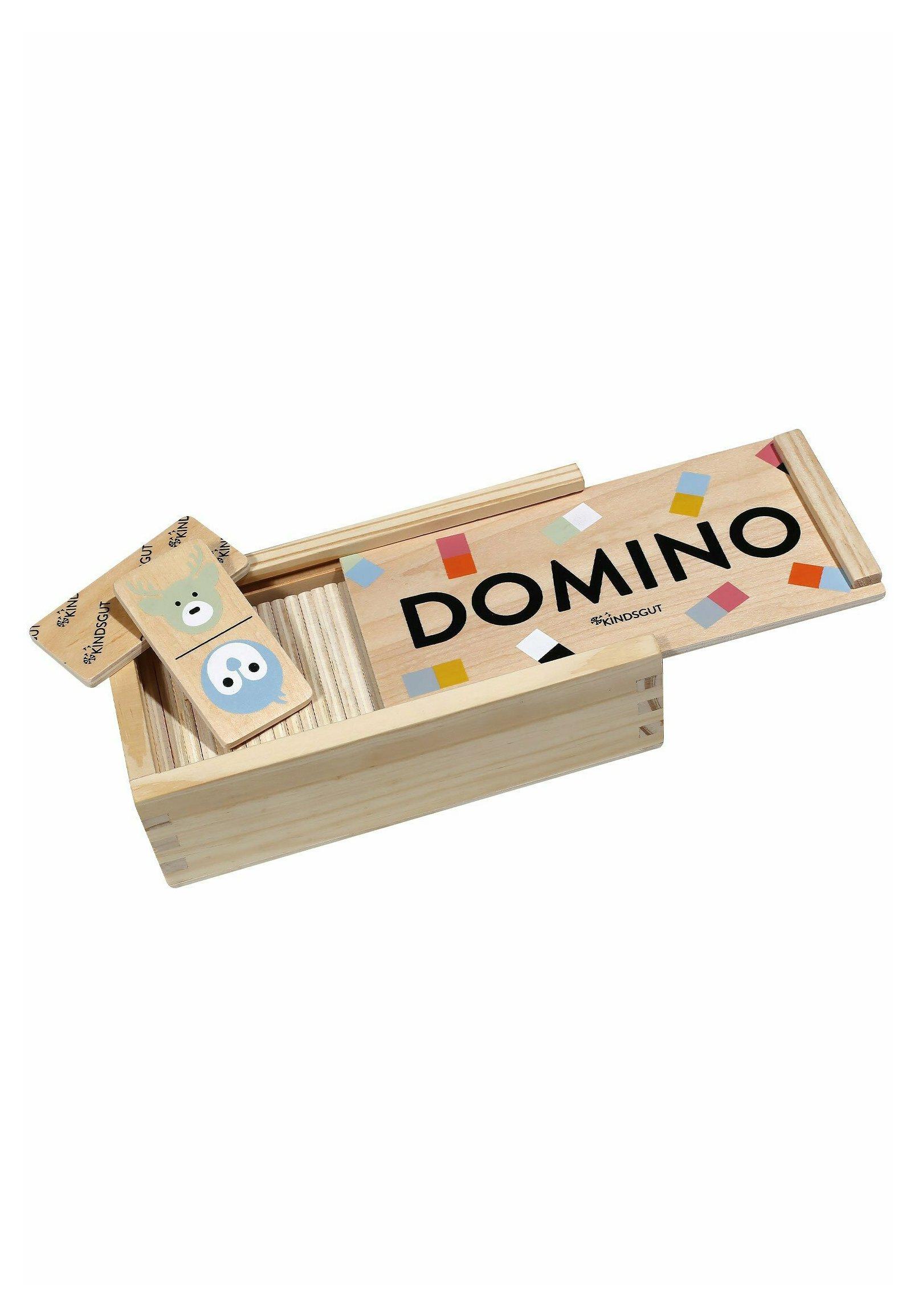 Kinder DOMINO TIERE - Holzspielzeug