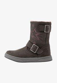 Friboo - Kotníkové boty - dark gray - 1