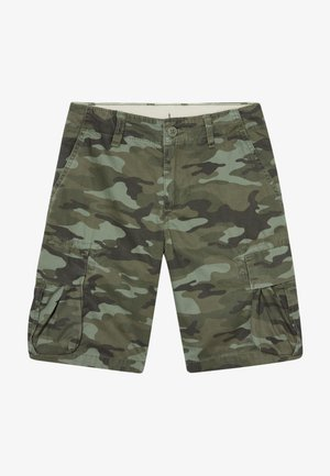 BOY - Cargobroek - green camo