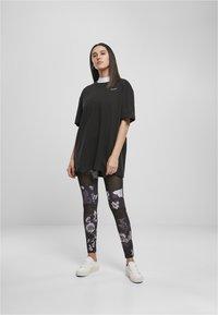 Urban Classics - Leggings - Trousers - grey - 1