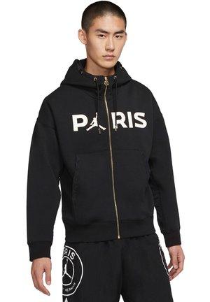 Paris St.-Germain - Club wear - black / metallic gold / white