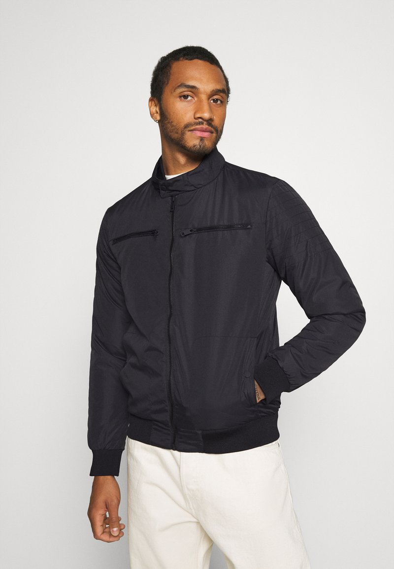 Brave Soul - CHANCE - Summer jacket - black
