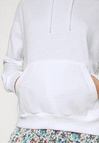 Even&Odd Petite - Sweat à capuche - white - 6