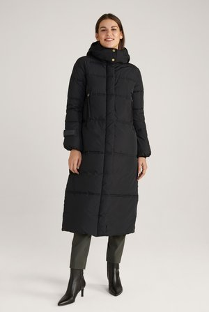 ODITHA - Winter coat - schwarz