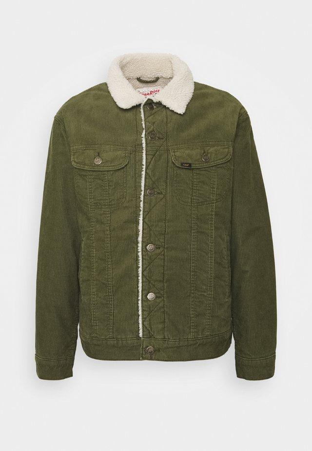 JACKET - Zimní bunda - olive green