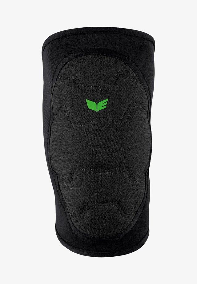 KNIESCHÜTZER - Protektor/Schoner - black/green