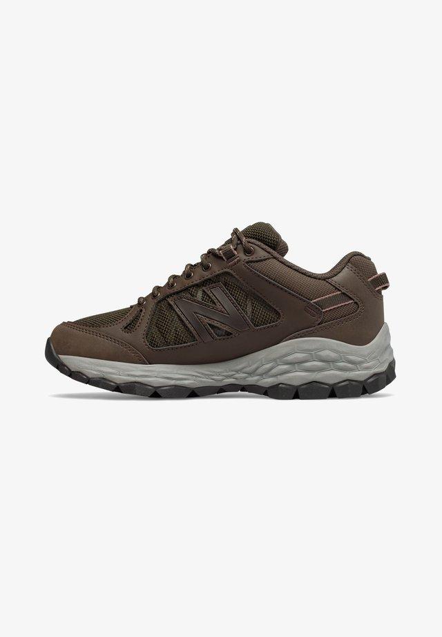 Baskets basses - chocolate brown/team away grey