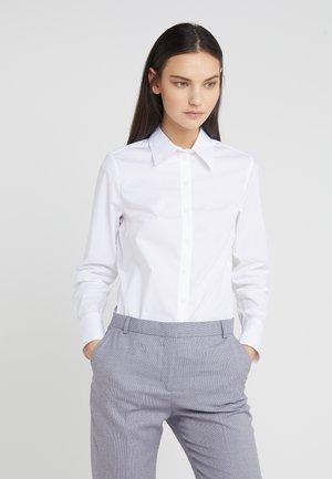 AME - Button-down blouse - bright white