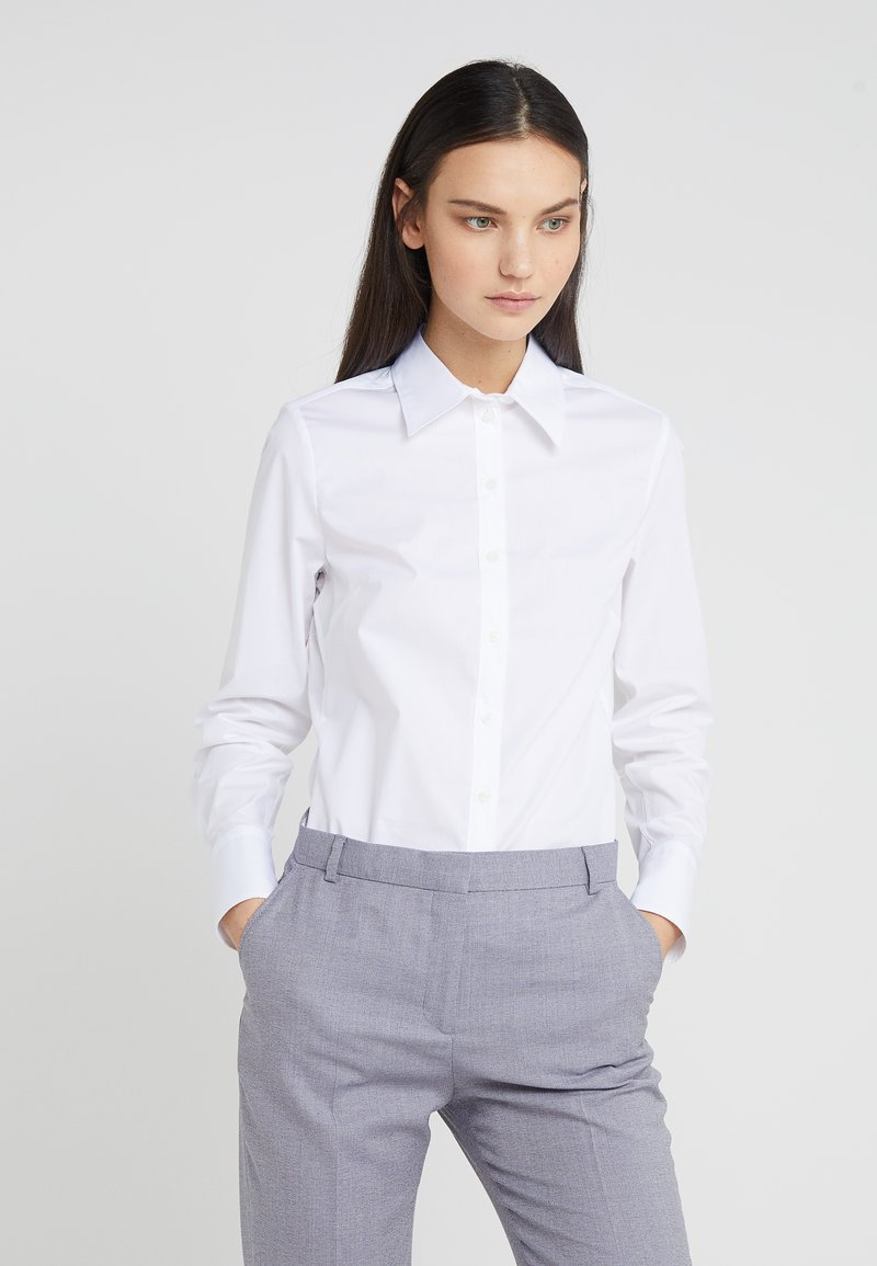 Tiger of Sweden - AME - Button-down blouse - bright white