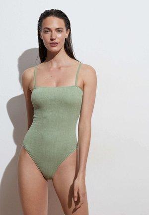 Swimsuit - light green