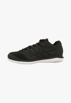 AIR ZOOM VAPOR X - Tenisové boty na všechny povrchy - black/vast grey/anthracite