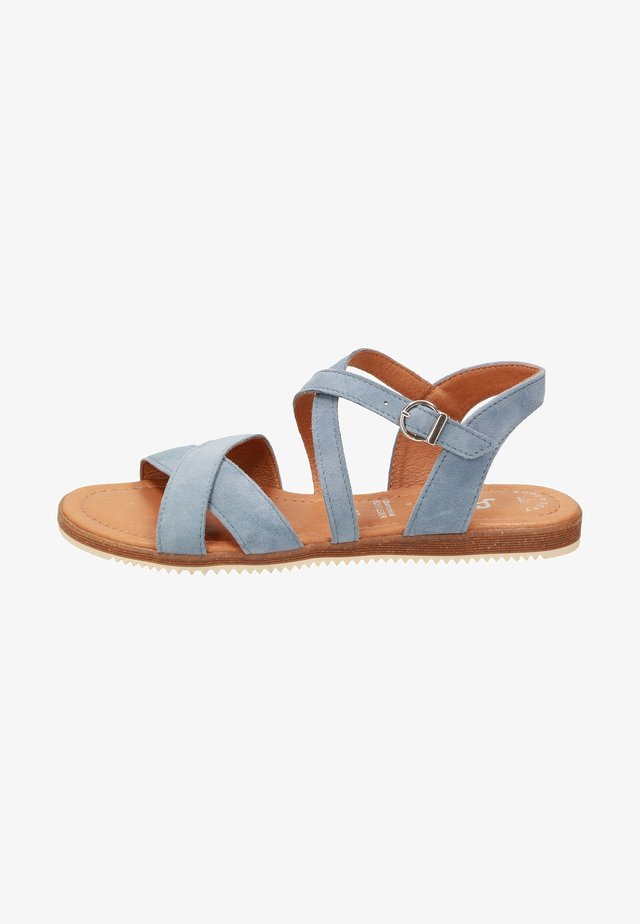 INGALISA - Sandalen - blau