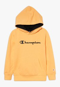Champion - LEGACY AMERICAN CLASSICS FLUO HOODED - Hoodie - zopff/black - 0