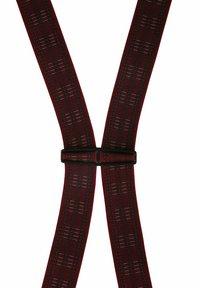 Lloyd Men's Belts - Belt - bordeaux - 1