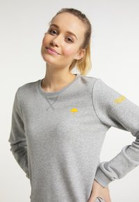 Schmuddelwedda - Sweatshirt - hellgrau melange - 3