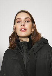 Sisley - HEAVY JACKET - Winter coat - black - 3