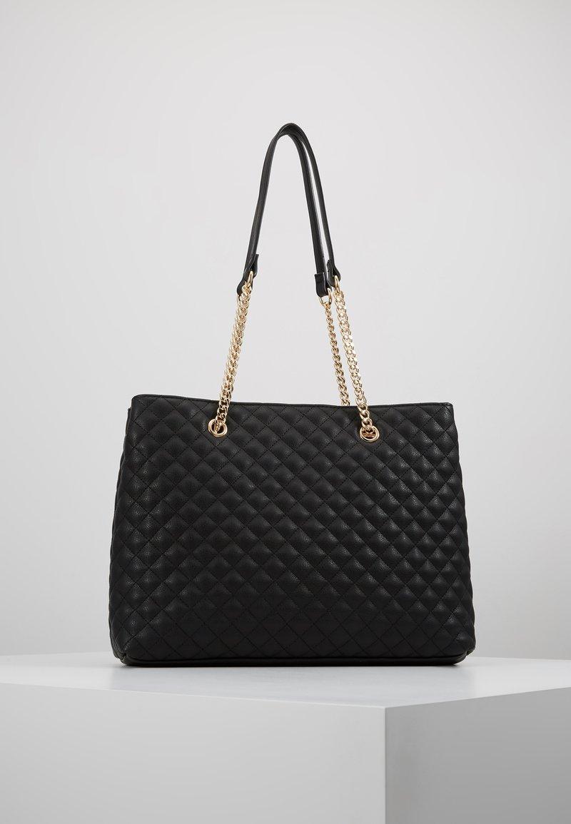 Forever New - QUILTED SHOULDER BAG - Handbag - black