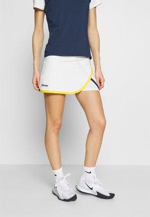 MONROE - Sportovní sukně - off white