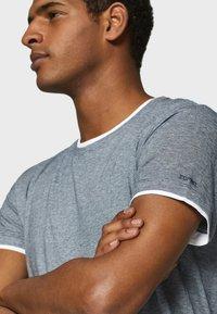 Esprit - Basic T-shirt - navy - 3