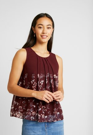 VMFLORA RESTA - Blouse - port royale